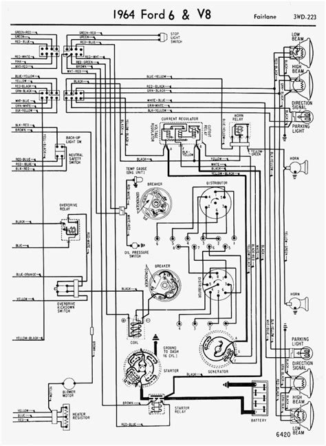 1960 studebaker lark wiring diagram wiring diagram with