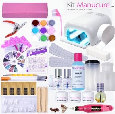 Kit Ongle Gel by Kit Manucure
