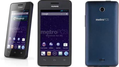 huawei valiant bluetooth wifi gps android phone metropcs
