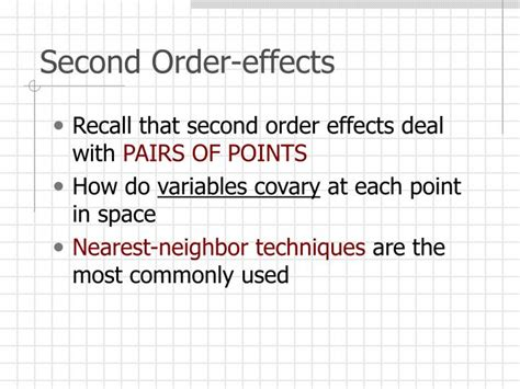 point pattern analysis nearest neighbor ppt spatial statistics in ecology point pattern