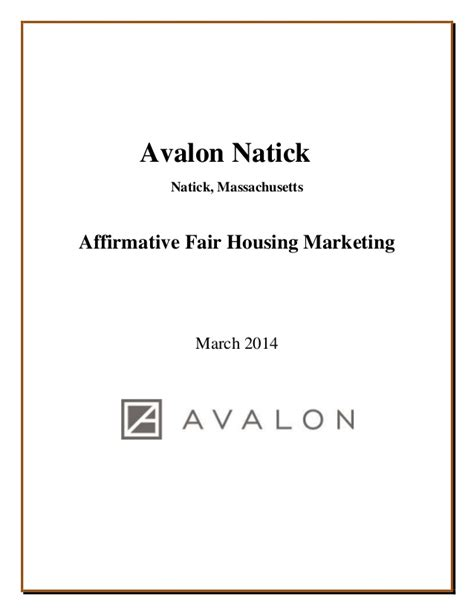 affirmative fair housing marketing plan affirmative fair housing marketing plan checklist home design and style