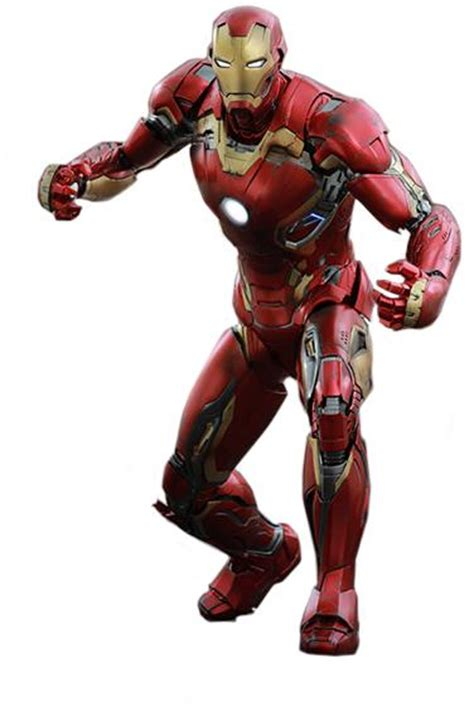 Figure Iron Xlv marvel age of ultron toys deluxe
