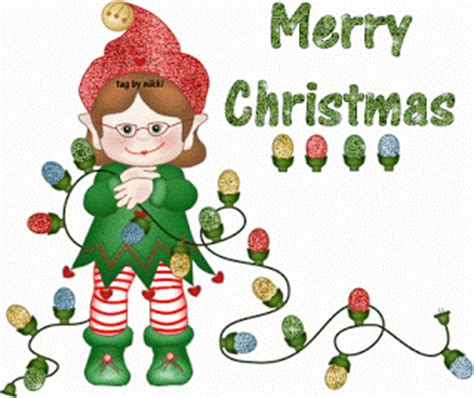 christmas cards  merry christmas animation clip arts