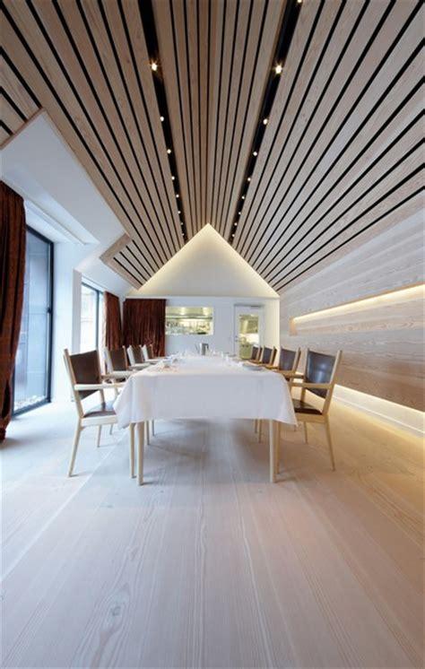 controsoffitto per esterni pannelli per controsoffitto effetto legno dinesen ceiling