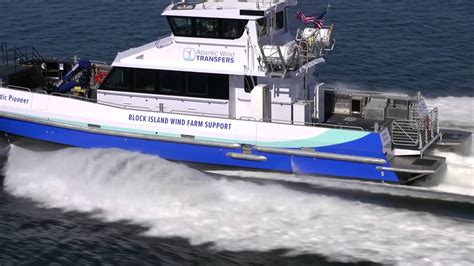 pioneer boats youtube blount boats delivers the atlantic pioneer youtube