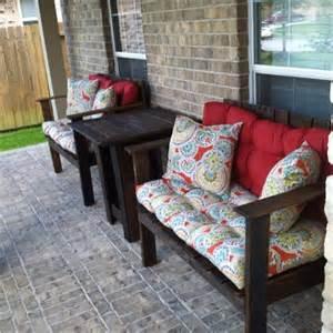 Pallet Patio Chair Pallet Patio Furniture Cushions Style Pixelmari