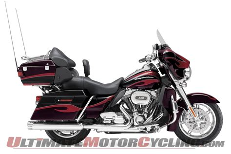 2013 harley davidson cvo ultra classic electra glide preview