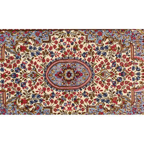 tappeto annodato a mano tappeto kerman annodato a mano 233x145 carpet