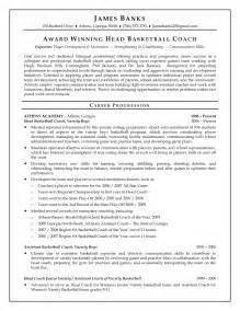Sle High School Basketball Player Resume Best Photos Of High School Basketball Player Resume Basketball Coach Resume Exle High