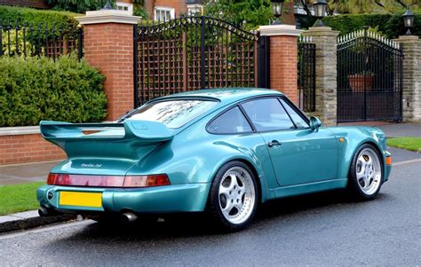 Porsche 964 Used by Used 1994 Porsche 964 3 6 Turbo For Sale In Surrey