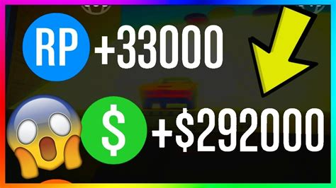 Gta 5 Online Best Money Making Method - how to make 292 000 33000 rp easy in gta 5 online new best unlimited money guide