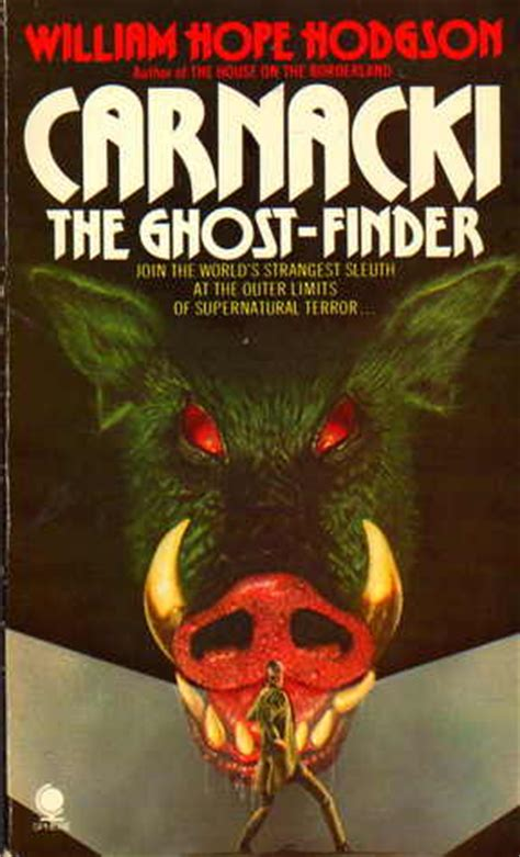 the ghost finder carnacki the ghost finder by william hodgson