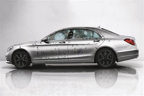 mercedes s600 guard armored car enters production