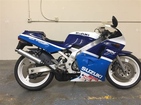Suzuki Rgv Motorcycles Sale Fresh The Boat 1988 Suzuki Rgv250 Vj21a For Sale