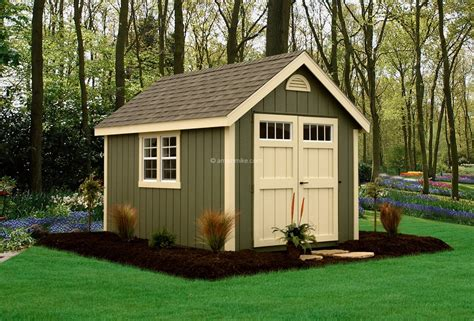 12 X 8 Shed by Amish Sheds 8 X 12 Shed Plans More