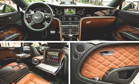 bentley mulsanne 2016 interior 2016 bentley mulsanne speed test review car and driver