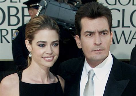 Sheen Richards Are Officially Divorced by Sheen Flipped Out On Own At Premiere