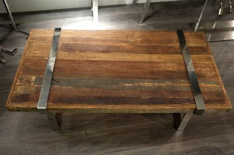 railway sleeper coffee table cambrewood