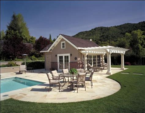 Build A Guest House In Backyard Pool Houses On Pinterest Pools Swimming Pools And Houses
