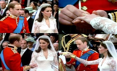 kate middleton and prince william wedding ring