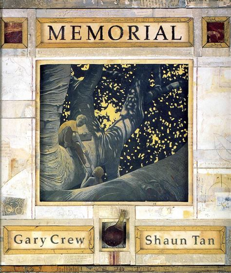 memorial picture book the illustrated book image collective shaun s quot memorial quot