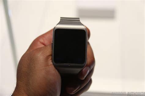 Sony Smartwatch 3 Metal sony smartwatch 3 steel model on