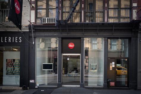leica store new york soho // leica stores worldwide