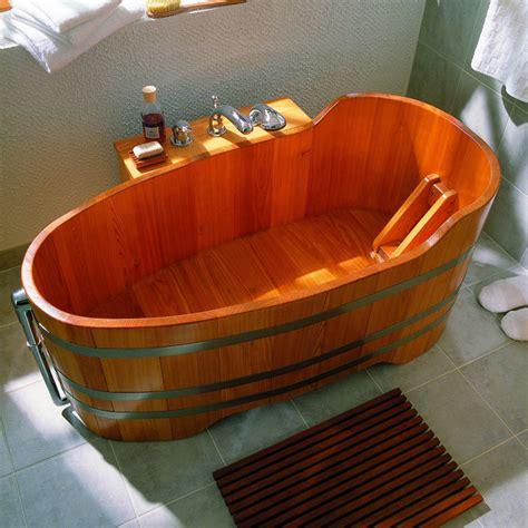 baignoire bois prix d 233 co salle de bain les 20 plus belles baignoires de l