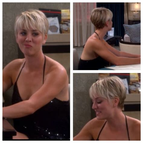 penny big bang theory haircut hairdresser 297 best images about pixie cuts short hair styles on