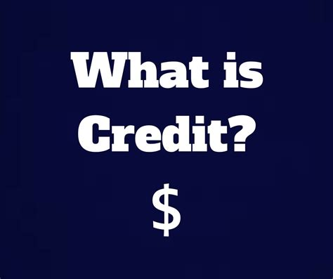what is what is credit credits loans and forex information