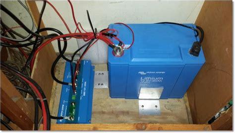 wann ist eine batterie voll geladen lithium gegen bleiakku was ist der unterschied