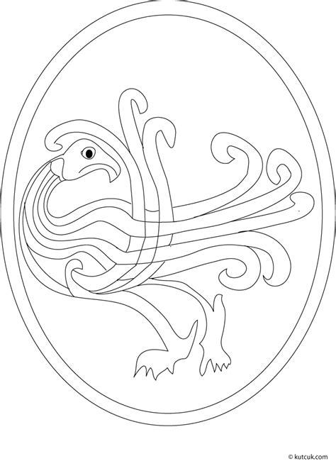 Coloriages de la Saint Patrick avec des motifs celtes