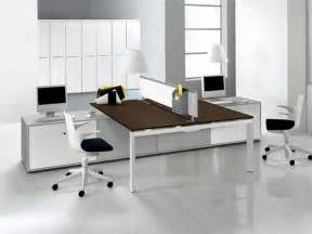 White Desk Chair Design Ideas Designing Small Office Home Decoration