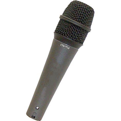 condenser handheld microphone astatic ctm 77ls condenser handheld microphone ctm 77ls b h