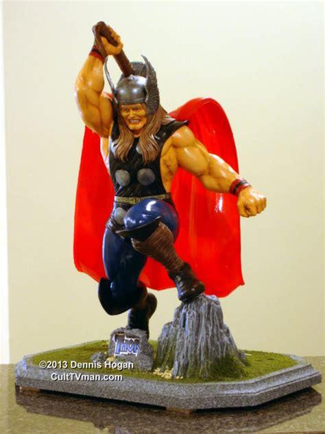 Thor Figure Model 35cm Pvc The dennis hogan s thor culttvman s fantastic modeling
