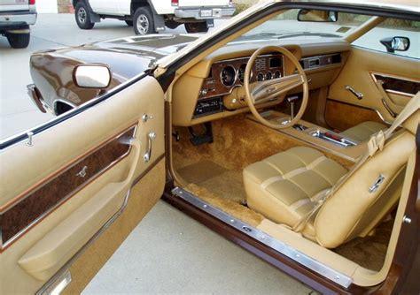 Mustang Ii Interior by Brown Glow 1974 Ford Mustang Ii Ghia