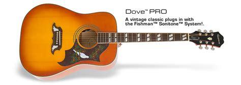 Harga Gitar Epiphone Dove Pro ausgefallene akustik bis 350