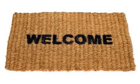 Keset Kaki Doormat Shabby Welcome Home welcome to the vistage leadership community for best