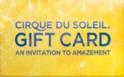 Cirque Du Soleil Gift Card - cirque du soleil gift card discount 11 80 off