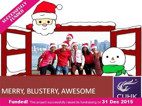 Cuhk Mba Money by Merry Blustery And Awesome Cuhk Mba Fringebacker