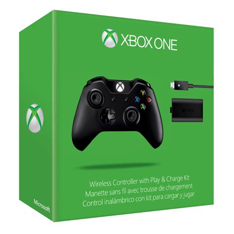 Charge Play Kit Stik Xbox One xbox one wireless controller with play and charge kit xbox
