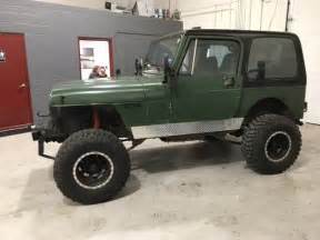 1992 jeep wrangler 2dr 4wd suv manual 5 speed 4wd