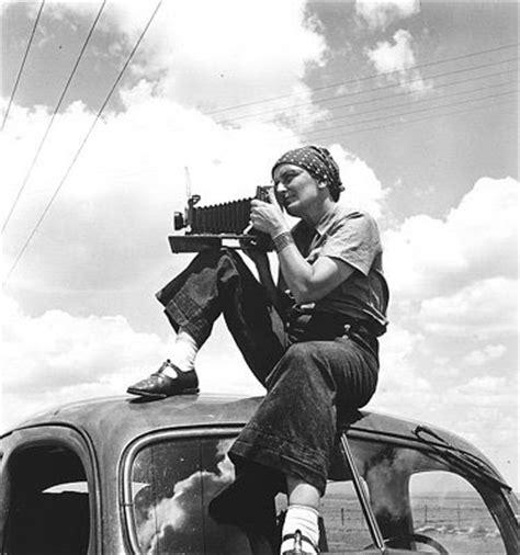tis humanities photographer scavenger hunt: dorothea lange