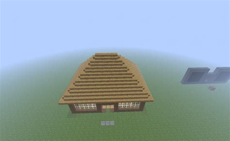 Cool Minecraft Cabins by Simple Log Cabin With All Your Needs Seed