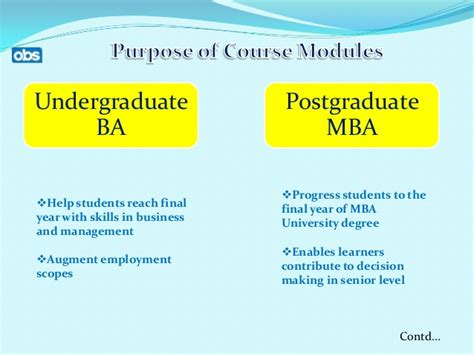 Mba With Accredited Undergrad by Business School
