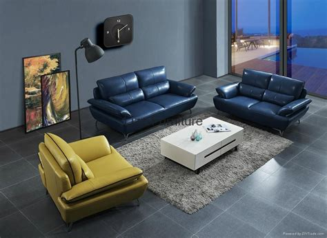 colorful leather sofas modern sofa set colorful sectional leather sofa lz020