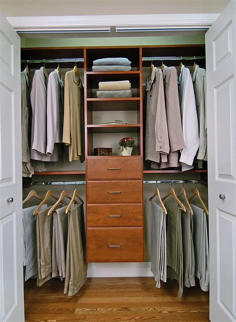 Small Master Closet Ideas by Applying Master Bedroom Closet Design Ideas Home