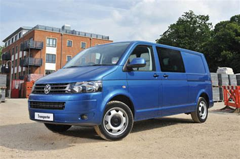 new vw transporter