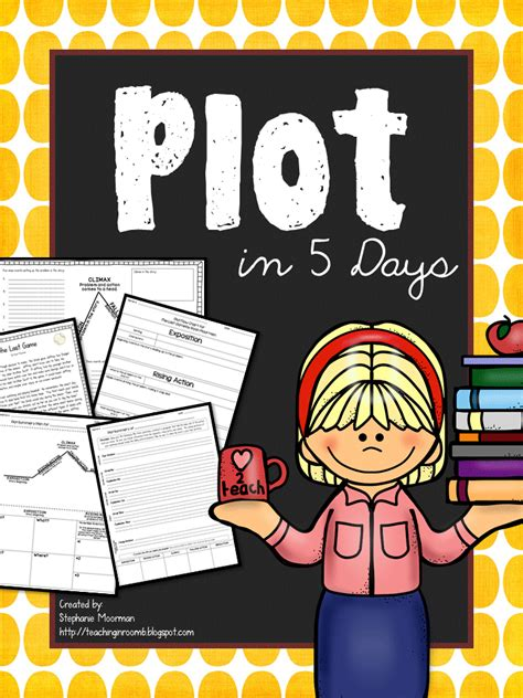 picture books to teach plot teaching about plot teaching in room 6