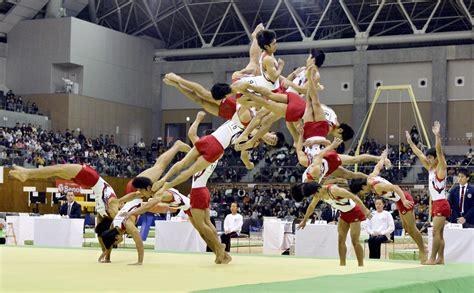 triple layout gymnastics shirai 3 new flip application to be filed the japan times